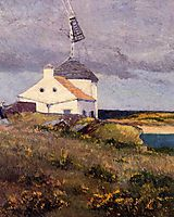 The Signal Tower, 1911, maufra
