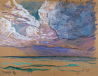 The storm, 1892, maufra