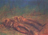 Evanescence, 1917, mednyanszky