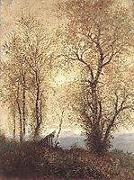Landscape at Autumn, 1890, mednyanszky