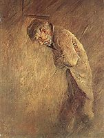 Old Tramp, 1880, mednyanszky