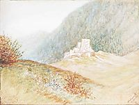 Ruins of a Castle, mednyanszky