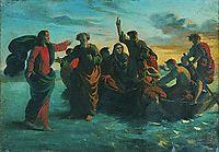 Cristo sobre as ondas, meirelles