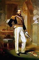 D. Pedro II, o Magnânimo, 1864, meirelles