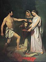A degolação de São João Batista, 1855, meirelles