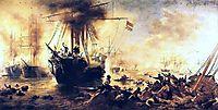 O combate naval do Riachuelo, 1883, meirelles