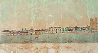 Vista do Desterro, 1846, meirelles