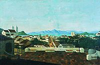 Vista do Desterro, 1851, meirelles