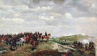 Napoléon III at the Battle of Solferino, 1863, meissonier