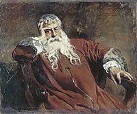 Self-portrait, 1889, meissonier