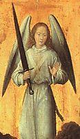 The Archangel Michael, 1479, memling