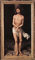 Christ at the Column, 1490, memling