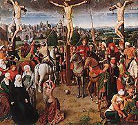 Crucifixion, 1491, memling