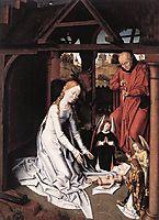 Nativity, memling