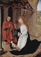 Nativity, c.1470, memling