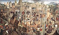 The Passion , 1471, memling