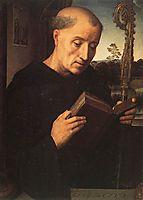Portrait of Benedetto di Tommaso Portinari, 1487, memling