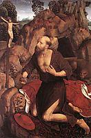 St. Jerome, 1490, memling