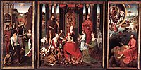 St. John Altarpiece, 1479, memling