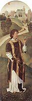 St. Stephen, c.1480, memling
