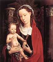 Standing Virgin and Child, c.1490, memling