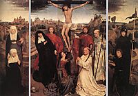 Triptych of Jan Crabbe, 1470, memling