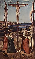Crucifixion, 1455, messina
