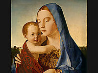 Madonna and Child, 1475, messina