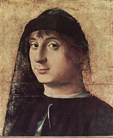 Portrait of a Man, 1470, messina