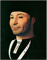 Portrait of a Man, c.1475, messina