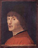 Portrait of a Man, c.1460, messina
