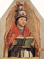 St. Gregory, c.1472, messina