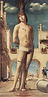 St. Sebastian, 1477, messina