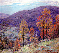 Autum Glory, metcalf