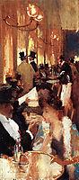 Cafe, 1888, metcalf