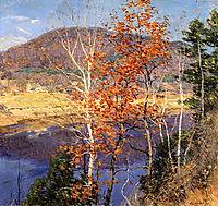 Closing Autumn, 1924, metcalf