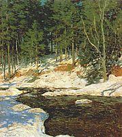 Icebound, 1909, metcalf