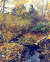 Landscape, 1905, metcalf