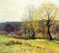 May Pastoral, 1907, metcalf