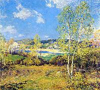 Maytime, 1909, metcalf