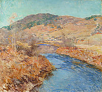 November Morning, 1924, metcalf