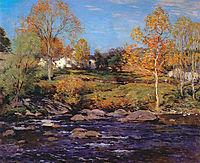 October Morning (no 1), 1910, metcalf
