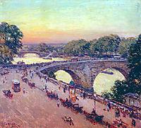 Pont Royal, 1913, metcalf