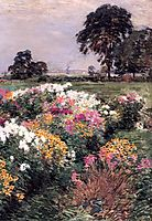 Purple, White and Gold, 1903, metcalf