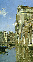 Venice, 1887, metcalf