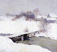 The White Mantle, 1906, metcalf