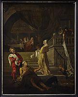 Lazarus and the Rich Man, metsu