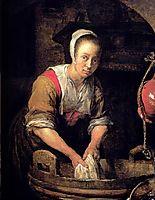 Washerwoman, metsu