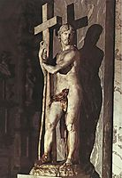 Christ Carrying the Cross, 1521, michelangelo