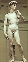 David, 1504, michelangelo